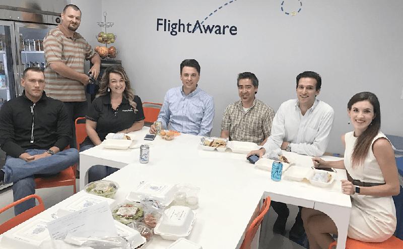 Flightaware bureau