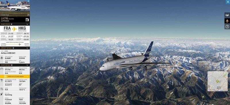 Vérificateur de vol sans radar