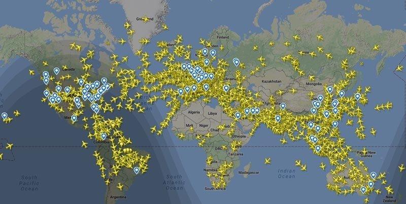 Flightradar24 gratuit