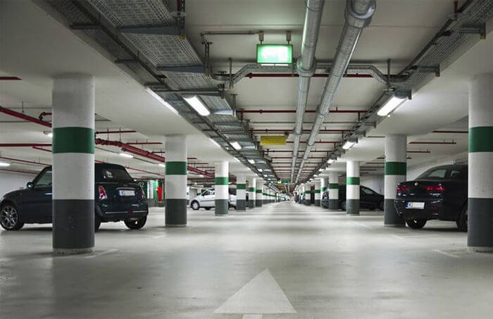 Parking Roissy Charles de Gaulle