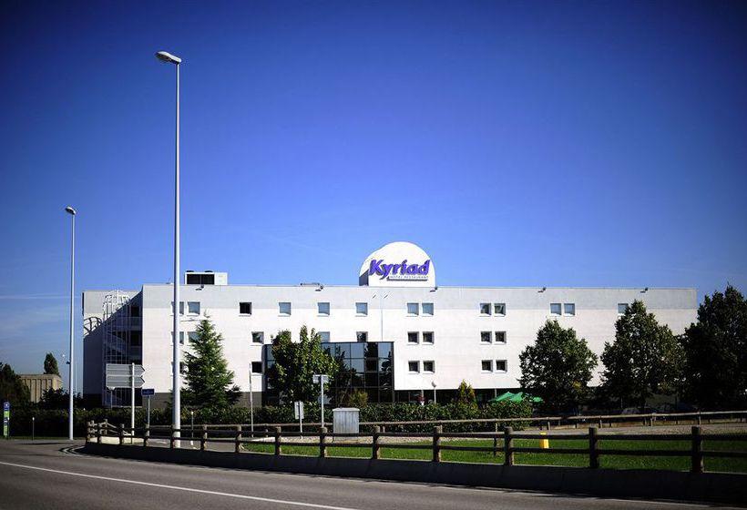 Comfort Hotel Aeroport Lyon St Exupery