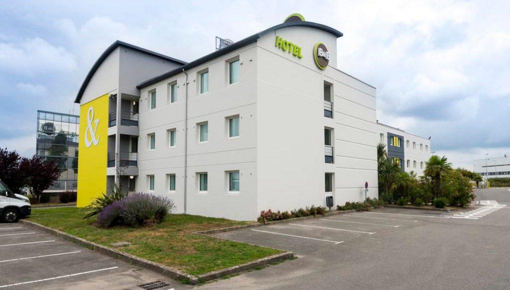 B and B Hotel Nantes