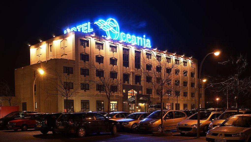 Hotel Oceania Nantes