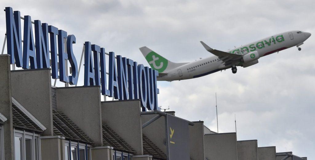 aeroport nantes départ du jour - use it twice