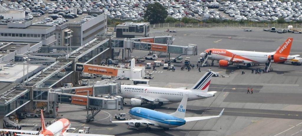 arrivées aéroport nantes - use it once