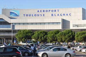 parking aéroport Toulouse