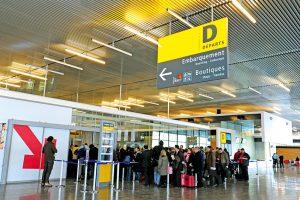 Aéroport Toulouse Départ (TLS)