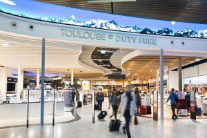 Les services et installations à l'aéroport de Toulouse