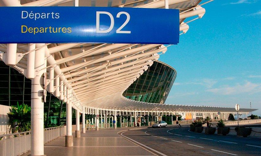 Aeroport De Nice Depart (NCE)