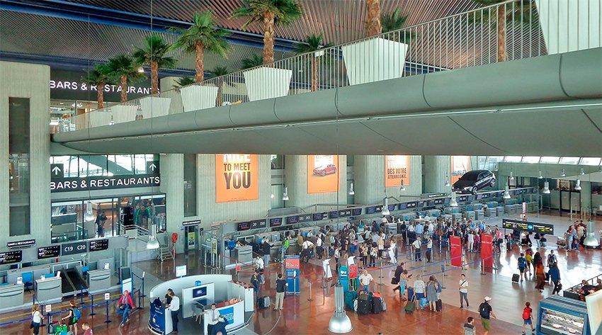 Comment se préparer au départ aéroport Nice