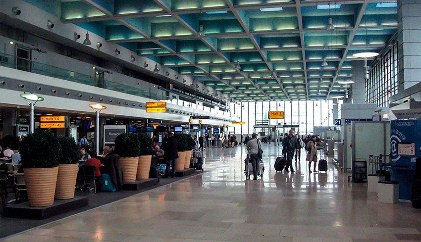 Aéroport Marseille Terminaux