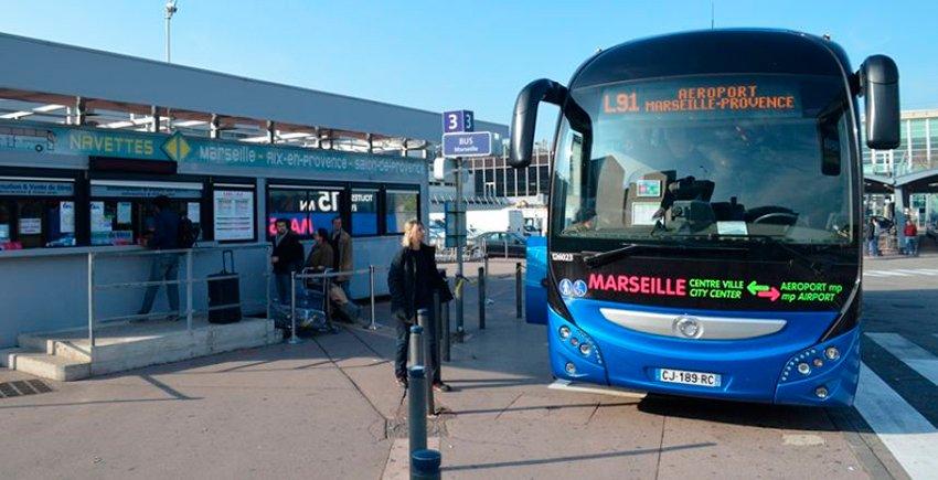 Navette Aéroport Marseille