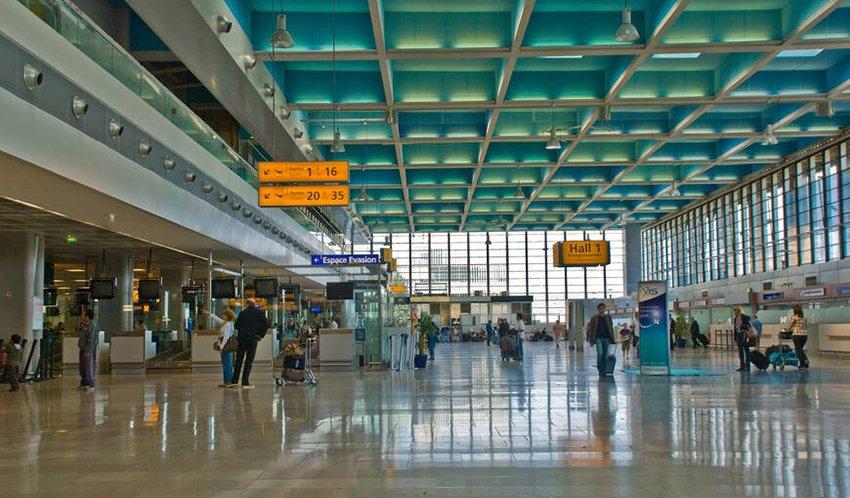 arrivee aeroport marseille